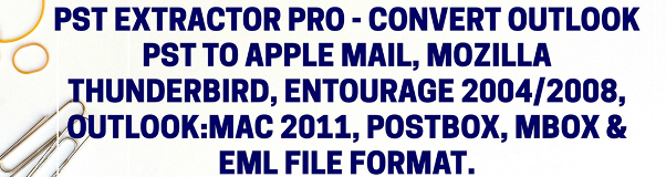 migrating from Microsoft Outlook to Apple Mail