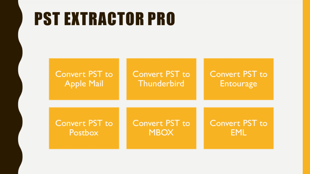 export pst to apple mail