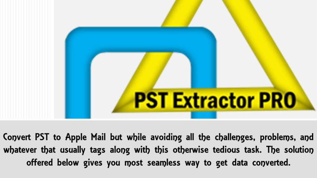 convert pst to apple mail archive