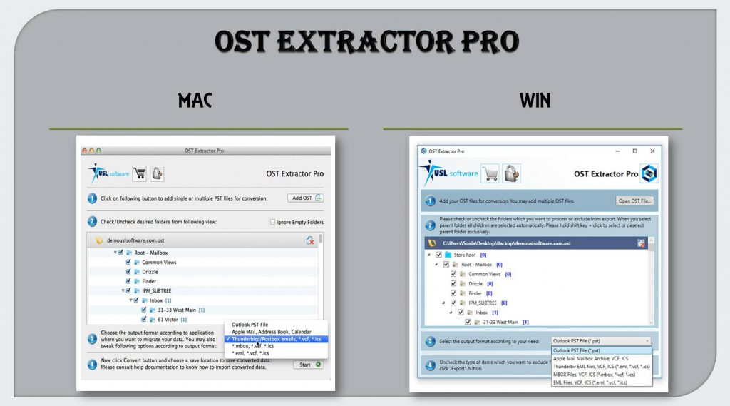 importing ost to outlook